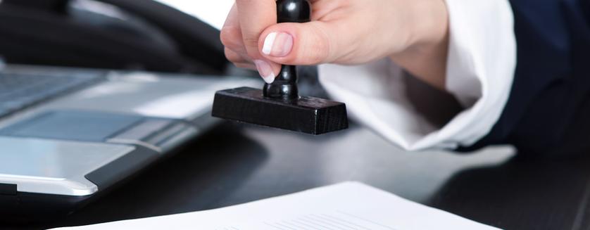 document notarisation