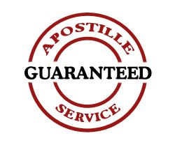 guaranteed apostille