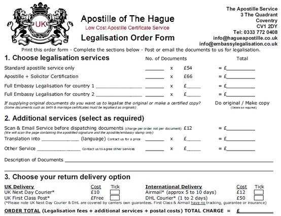 Make sure you have completed all sections of this form (section 3 ...